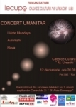 Concert umanitar