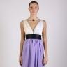 Empire Lilac Dress