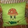 Perna decorativa Lady Mushroom